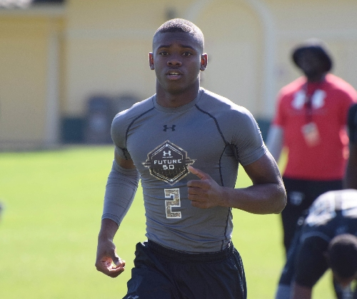 Texas 2018 DB Anthony Cook looking to visit LSU this camp season