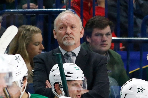 Game 45 Afterwords: Stars Lose to Buffalo and Look Bad Doing It