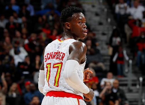 With Humphries help Hawks' Schroder sinks Knicks