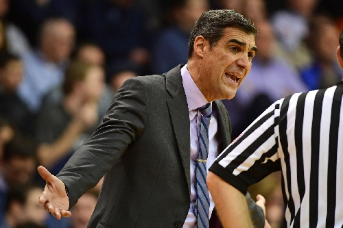 Jay Wright Suit Watch: Xavier