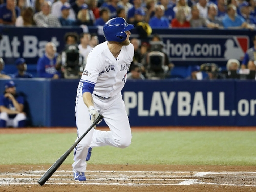 Former Toronto Blue Jay Michael Saunders reportedly signs with Philadelphia Phillies