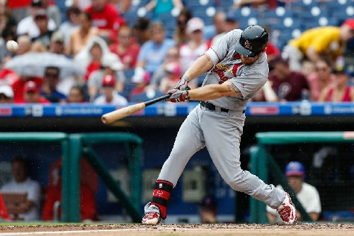 Randal Grichuk's surgery a reminder of the value of depth