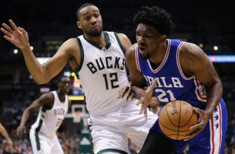 Embiid strong in 4th quarter as 76ers beat Bucks 113-104