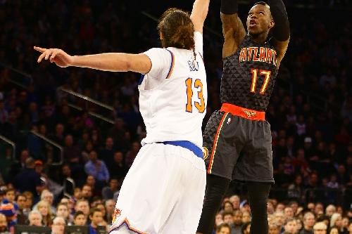 """Hawks 108, Knicks 107: """"Knicks."""""""