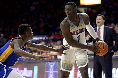 Rawle Alkins trying to get driver's license as he adjusts from New York to Tucson