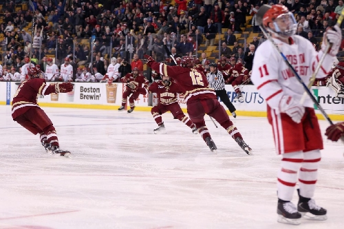 GAME THREAD: #14 Boston College Hockey vs. #4 Boston University