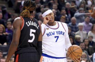 Raptors 116 - Knicks 101: Q3 surge