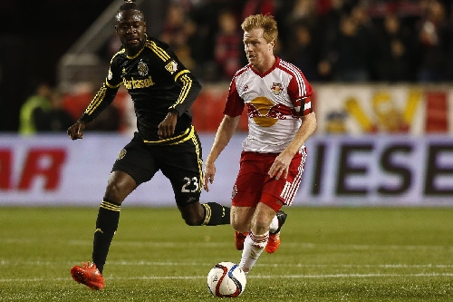 Fire Sign Dax McCarty From Red Bulls
