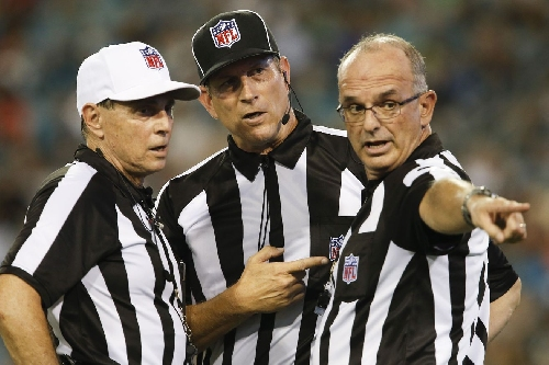 NFL Officiating Needs To Be Better