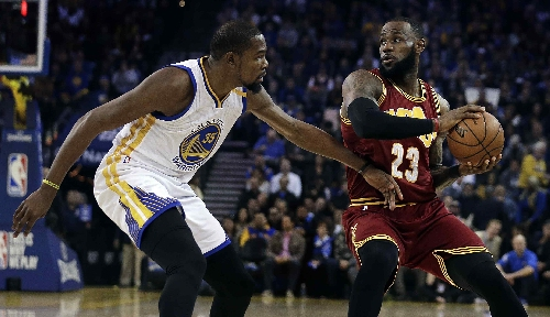 Jeff Schudel: This time, Warriors sent a message to the Cleveland Cavaliers