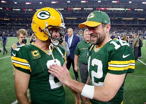 Green Bay Packers revel in comeback