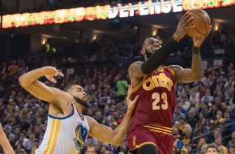 LeBron James' performance vs. the Warriors was much worse than you think