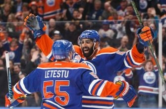 Khaira gets first career goal, Oilers beat Coyotes 3-1