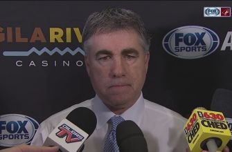 Tippett: Coyotes missing 'emotional engagement' in loss
