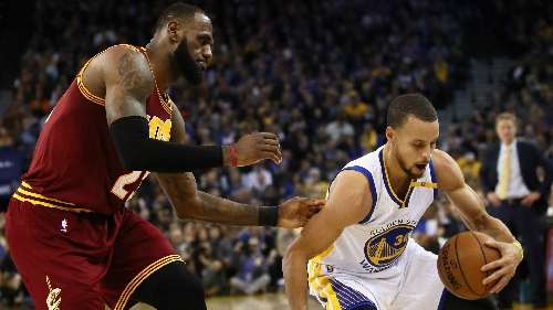 Warriors beat Cavs in NBA Finals rematch, Clippers stay hot in 2017
