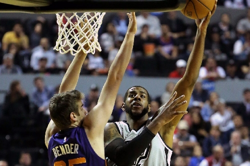 How the Suns won the fourth quarter against the vaunted Spurs