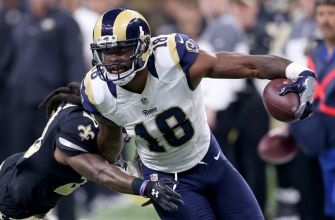 Are Los Angeles Rams Planning On Letting Kenny Britt Hit Free Agency?