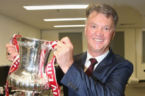 Louis van Gaal opens up about 'difficult' six months at Manchester United