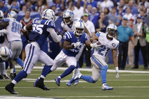 Detroit Lions 2016 review: Running backs falter without Ameer Abdullah