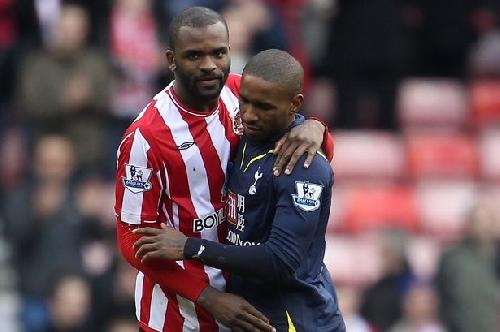 How many Sunderland players make Darren Bent's Premier League 5-aside team?