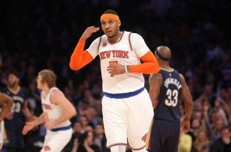 Carmelo Anthony Wants To Remain A Member Of New York Knicks