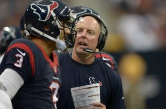 Texans, OC Godsey Mutually Agree to Part Ways