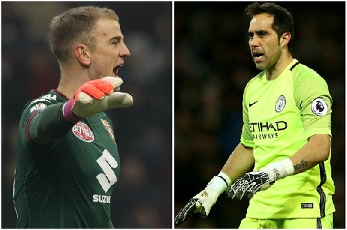 Claudio Bravo vs Joe Hart stats are VERY interesting to Man City fans