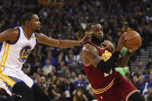 Explain One Play: Durant and Warriors defend LeBron and Kyrie