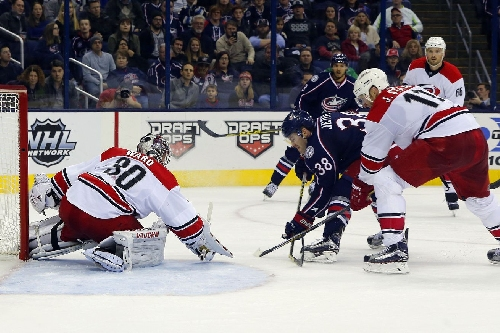 Carolina Hurricanes at Columbus Blue Jackets: Game Preview, Notes, Statistics, How to Watch