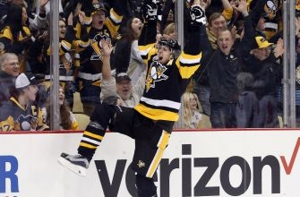 See all 15 goals from Monday night's insane Penguins-Capitals game