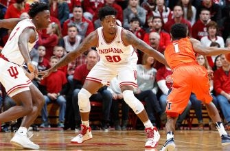 Tom Crean believes a defensive revival can reset Indiana's Big Ten hopes