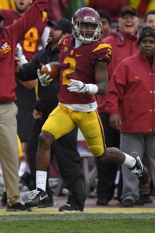 USC's Adoree Jackson announces plan to enter NFL draft The Associated Press
