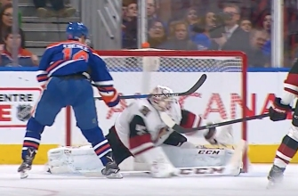 Mike Smith robs Jordan Eberle with amazing 'save of the year' candidate