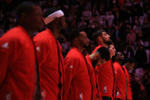 Nets host the Atlantic Division leading Raptors