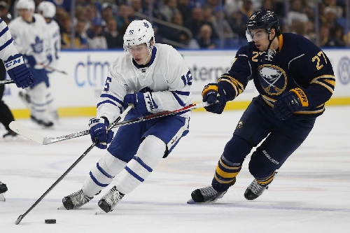 Too close to the Falls: Sabres @ Leafs Preview