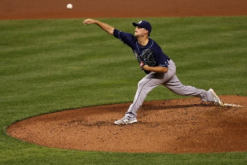 Matt Andriese is the reliever you are looking for