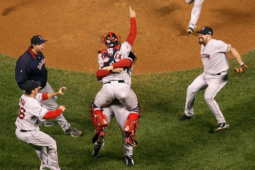 Remembering the 2007 Red Sox
