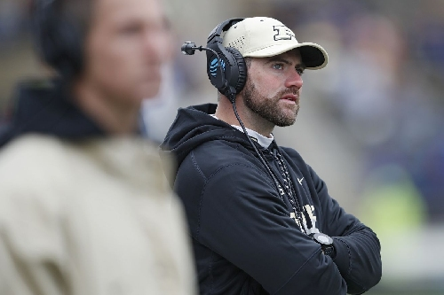 Purdue Football Coaching Report: Gerad Parker NOT Staying in West Lafayette