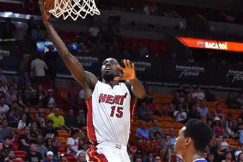 Miami Heat sign Okaro White to 10-day contract