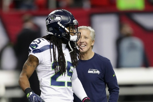 Why the NFL will investigate the Seahawks for Richard Sherman's unreported knee injury
