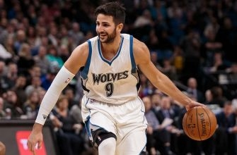 StaTuesday: Wolves' Rubio and double-digit assists games