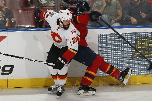 Preview: Calgary Flames vs Florida Panthers 1/17/17 (47/82)