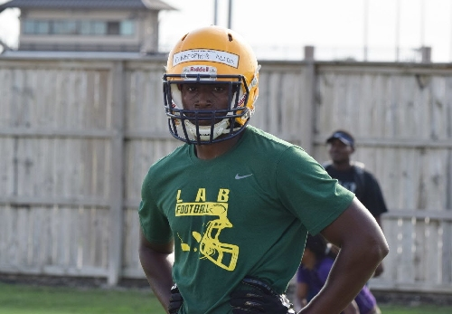 Alabama LB commit Chris Allen on radio: 'I've been thinking about (LSU) more than ever'