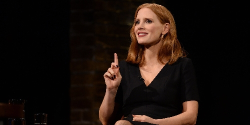 MLB Player Mansplained Birth Control To Jessica Chastain, Twitter Had None Of It