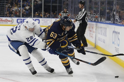 Sabres at Maple Leafs preview: Eichel vs. Matthews