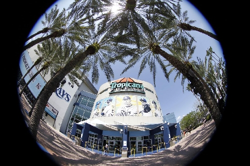One year later, the Rays continue their Stadium search