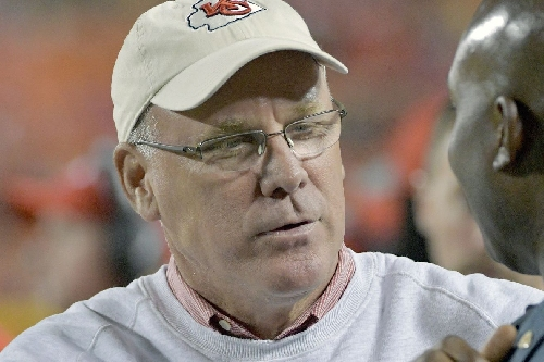 About that report on Chiefs GM John Dorsey's future