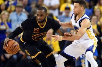 LeBron James' actions undermine his words: the Warriors are his rivals