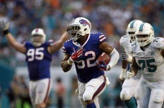 Louisville Football: Buffalo Bills, Brown Not Respected By Pro Football Focus