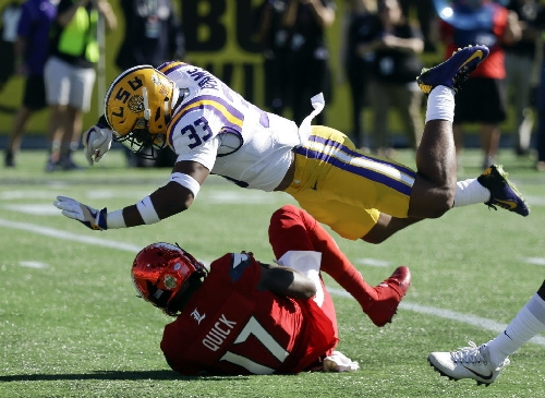 Three Tigers ranked in NFL's top 50 draft prospects: report